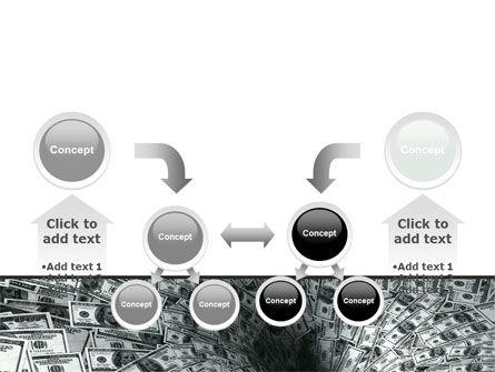 Money Black Hole PowerPoint Template Slide 19