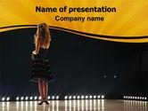 Art & Entertainment: Modelo do PowerPoint - show de talentos #06505
