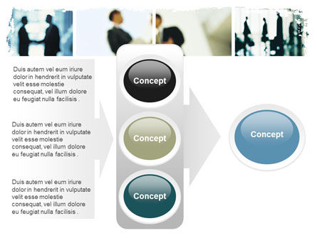 Business Personal Contacts PowerPoint Template Slide 11