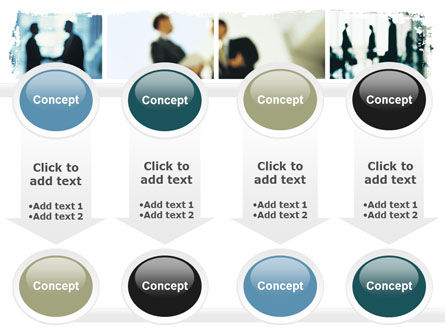 Business Personal Contacts PowerPoint Template Slide 18