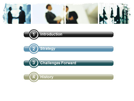 Business Personal Contacts PowerPoint Template, Slide 3, 06507, Business — PoweredTemplate.com