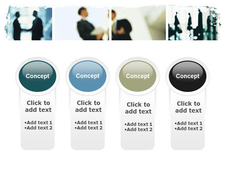 Business Personal Contacts PowerPoint Template Slide 5