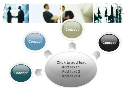 Business Personal Contacts PowerPoint Template Slide 7