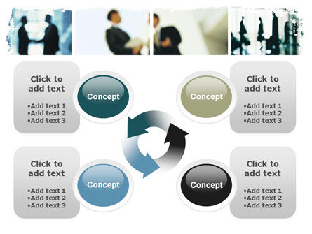 Business Personal Contacts PowerPoint Template Slide 9