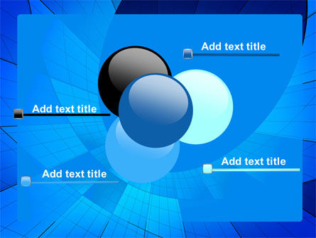 Fractal PowerPoint Template Slide 10