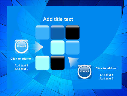 Fractal PowerPoint Template Slide 16