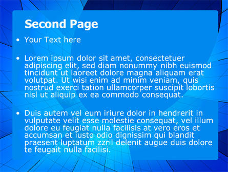 Fractal PowerPoint Template Slide 2