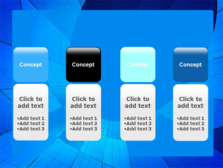 Fractal PowerPoint Template Slide 5