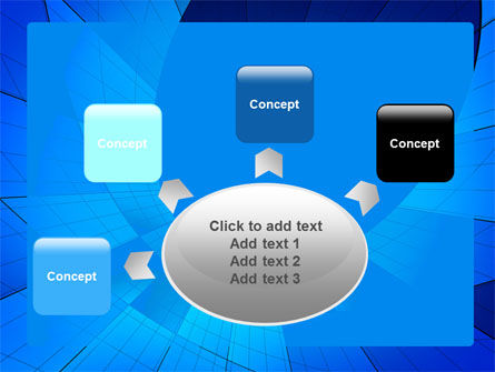 Fractal PowerPoint Template Slide 7