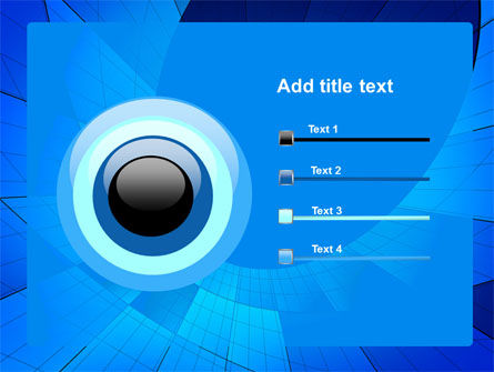 Fractal PowerPoint Template Slide 9