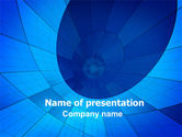 Abstract/Textures: Fractal PowerPoint Template #06510