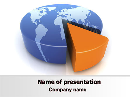 3D Diagram PowerPoint Template