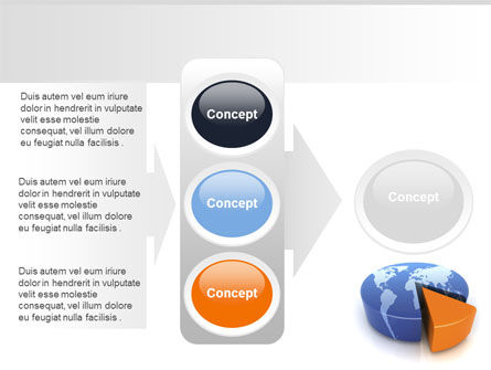 3D Diagram PowerPoint Template Slide 11