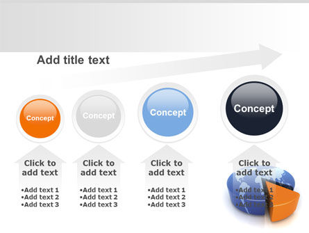 3D Diagram PowerPoint Template Slide 13