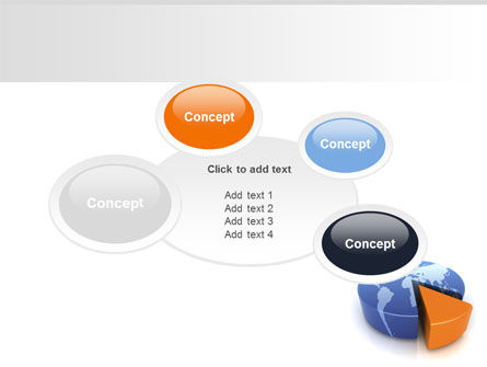 3D Diagram PowerPoint Template Slide 16