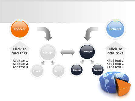 3D Diagram PowerPoint Template Slide 19