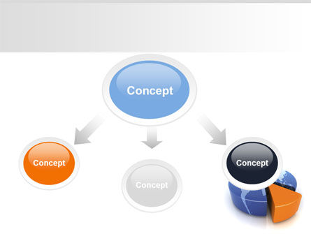 3D Diagram PowerPoint Template Slide 4