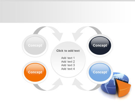 3D Diagram PowerPoint Template Slide 6