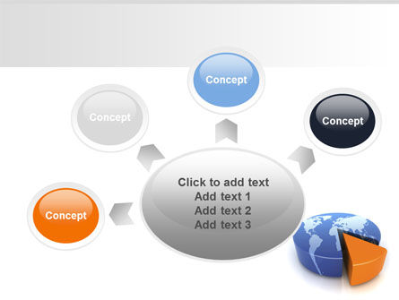 3D Diagram PowerPoint Template Slide 7