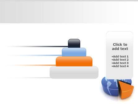 3D Diagram PowerPoint Template Slide 8