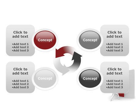 Rising Arrow PowerPoint Template Slide 9