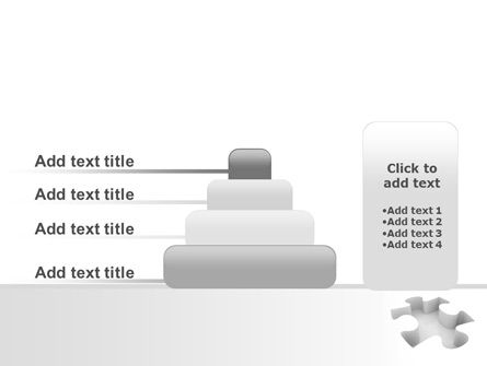 Puzzle Piece PowerPoint Template Slide 8