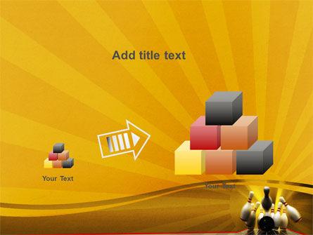 Fallen Skittles PowerPoint Template Slide 13