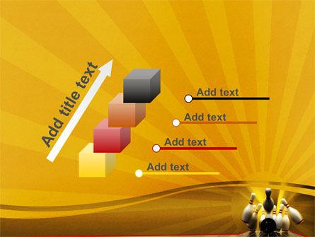 Fallen Skittles PowerPoint Template Slide 14