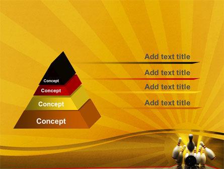 Fallen Skittles PowerPoint Template Slide 4