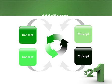 Countdown PowerPoint Template Slide 6