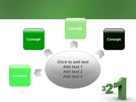 Countdown PowerPoint Template Slide 7