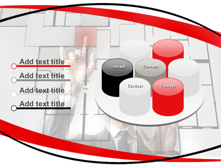 Architect on Work PowerPoint Template Slide 12