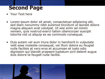Chief PowerPoint Template Slide 2
