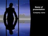 Business: Modèle PowerPoint de chef #06519