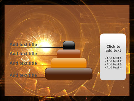 Abstract Whirlpool PowerPoint Template Slide 8