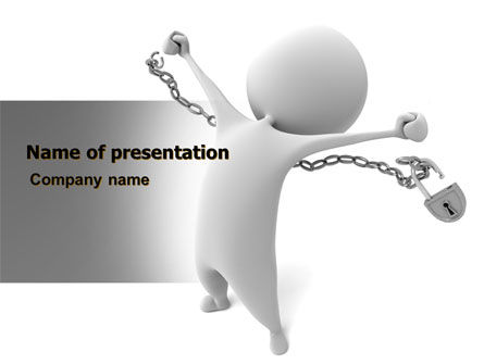 Release PowerPoint Template