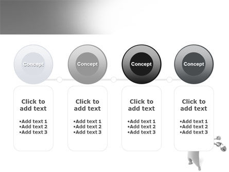 Release PowerPoint Template Slide 5
