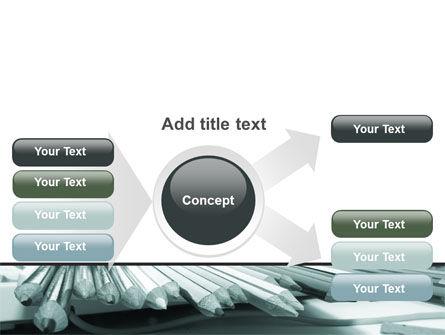 Jigsaw PowerPoint Template Slide 14