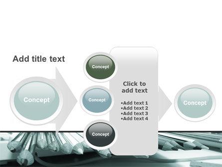 Jigsaw PowerPoint Template Slide 17