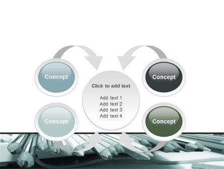 Jigsaw PowerPoint Template Slide 6