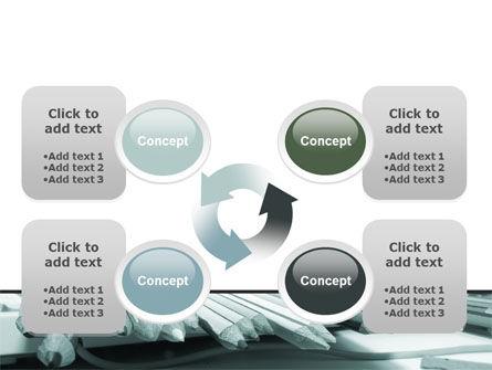 Jigsaw PowerPoint Template Slide 9