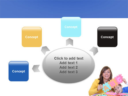 Home Education PowerPoint Template Slide 7
