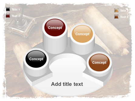 Ancient Scroll PowerPoint Template Slide 12