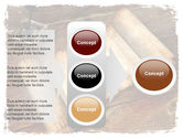 Ancient Scroll PowerPoint Template#11