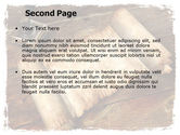 Ancient Scroll PowerPoint Template#2