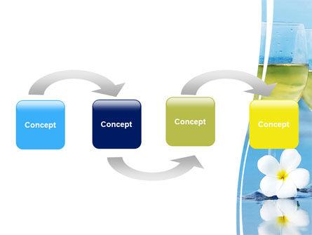 Two Wineglasses PowerPoint Template, Slide 4, 06540, Careers/Industry — PoweredTemplate.com