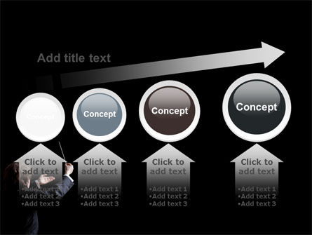 Music Conductor PowerPoint Template Slide 13