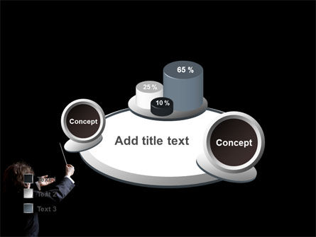 Music Conductor PowerPoint Template Slide 16