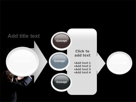 Music Conductor PowerPoint Template Slide 17