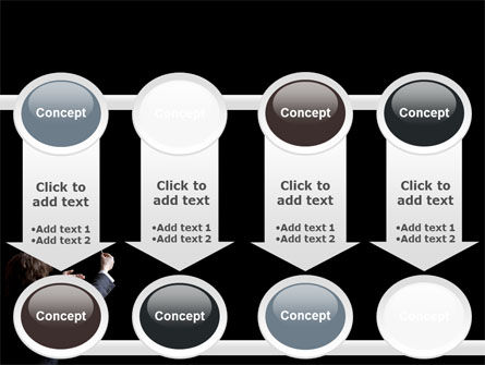 Music Conductor PowerPoint Template Slide 18